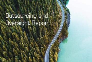 Outsourcing and Oversight Report