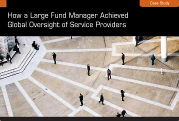 Case Study - How a Large Fund Manager achieved global oversight