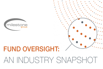 Fund Oversight An Industry Snapshot
